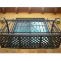 Wrought Iron Balcony and Balustrades