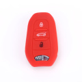 Silicone Peugeot swift car key covers fob case