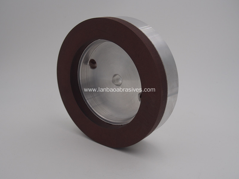 Wide working rim abrasives Resin grinding wheel