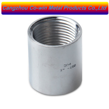 Stainless Steel 316 Cast Pipe Fitting Coupling