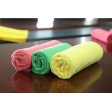 car detailing 200gsm microfiber towel red