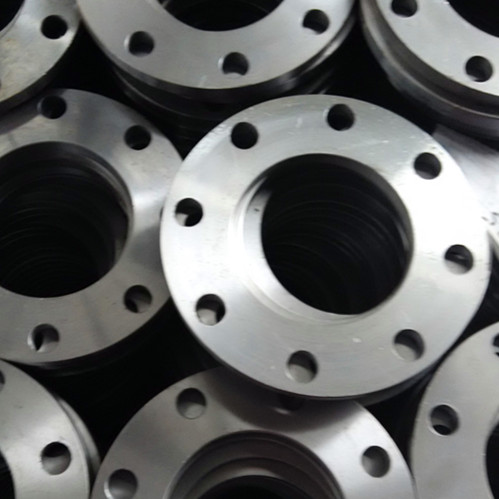 Carbon Steel Forged Process Steel Plate Flange