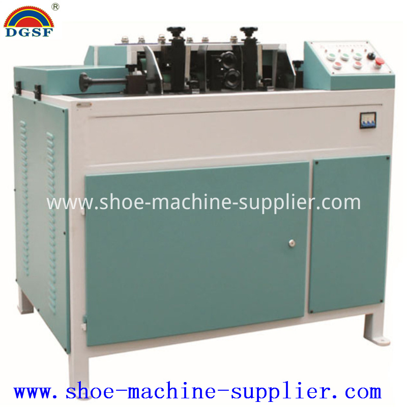 Double Head Insole Skiving Machine