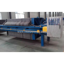 Automatic Sugar Syrup Stainless Steel Filter Press