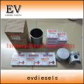 YANMAR 3D84 3T84HL piston cylinder liner sleeve kit
