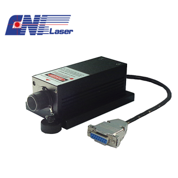 CW DPSS Low Noise Laser Series