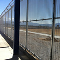 Heavy Security Welded Wire Mesh Fence