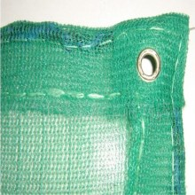 Green color HDPE Construction netting