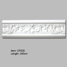 OEM/ODM for Decorative Panel Mouldings Polyurethane Wall Panel Moulding supply to Netherlands Importers