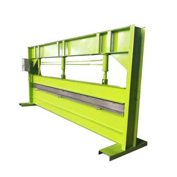 steel roofing sheet bending roll forming machine