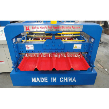 Metal Panel Making Machine Roof Roll Forming Machine
