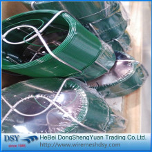 colorful pvc coated wire/pvc coated floral wire
