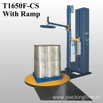 T1650F-CS Pallet Wrapping Mahcine Pallet Stretch Wrapper
