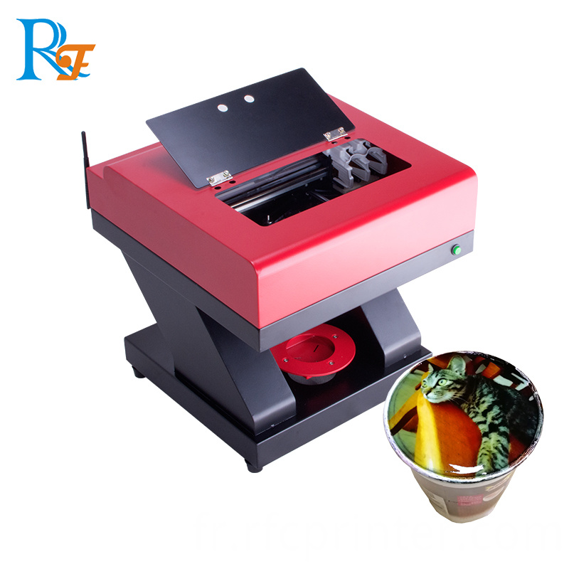 Coffee Cup Printer Machine