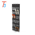 Space Saving Over the Door 24 Pockets Hanging Shoe Organizer