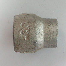 galvanized malleable iron pipe fitting plain Reducing Socket