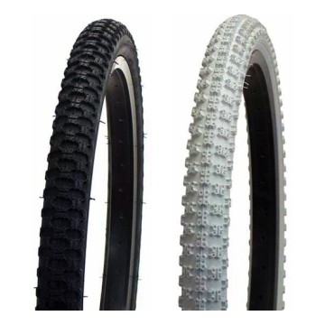 COMP 3 TREAD TYRE 20 X 1.75 - 2 COLOURS