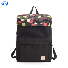 Casual Shopping Lady Canvas Backpack