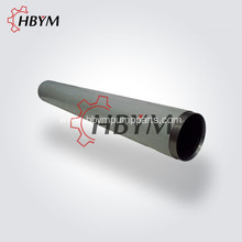 Dn230 With Flange Delivery Cylinder Pipe For Concrete