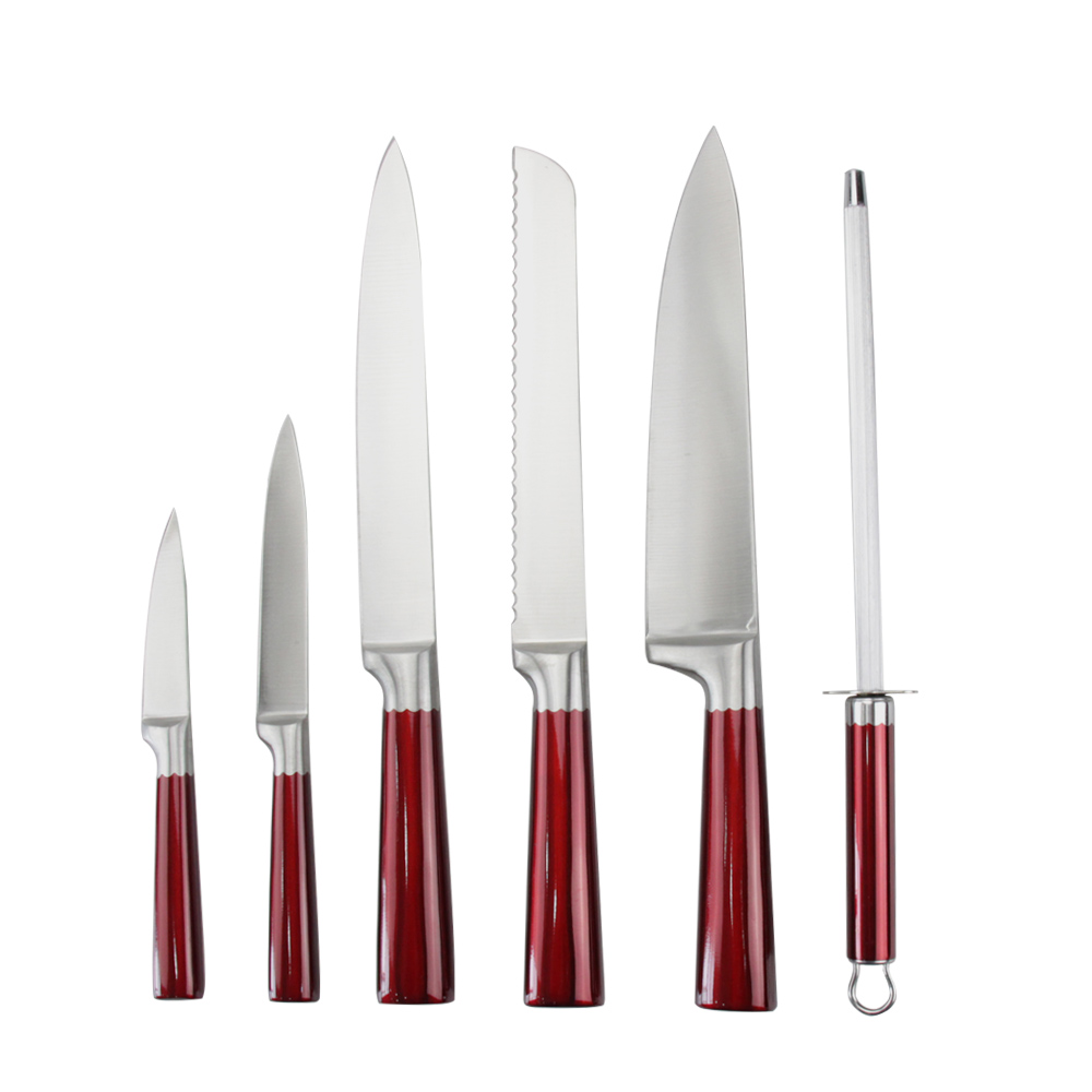 S S Kitchen Knife Set
