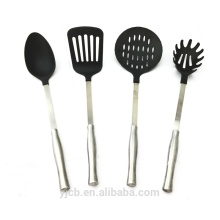 4pcs/set Stainless Steel Nylon Kitchen Utensils Kits