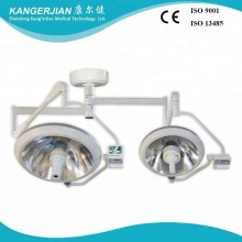 Best Quality for Offer Double Dome LED Operating Light,Double Dome Surgery Operating Lights,Operation Theatre Lights From China Manufacturer Double Dome Overall reflection Shadowless operating lamp supply to Mongolia Factories