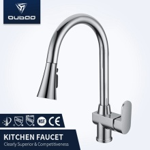 China for Washbasin CUPC Faucet Luxurious 1-Handle Hot And Cold Kitchen Tap supply to India Factories