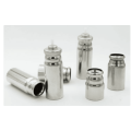 Cut edge cans MDI Canisters'