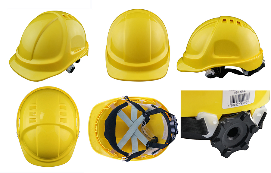 High Quality Construction Safety Helmet