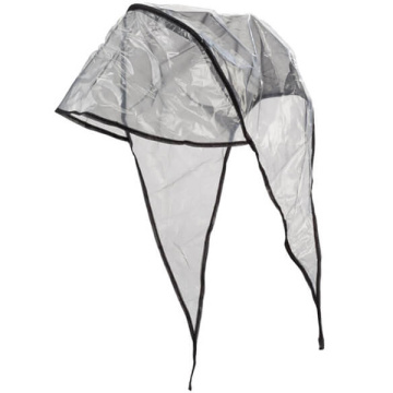 Promotion Waterproof Plastic PE Rain Bonnet