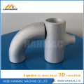 Aluminum 45 degree 6063 elbow price
