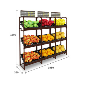 Steel Vegetable Display Equipment