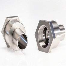 Stainless steel customied CNC machining parts