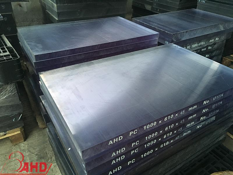 Extruded Pc Plastic Sheet