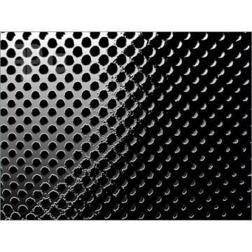 Custom hot dip galvanized perforated metal sheet