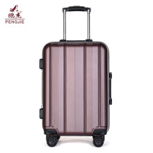 Hard case traveling trolley ABS cabin luggage