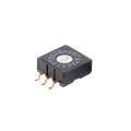 Multi-position16 positions 24V Micro Rotary Switch