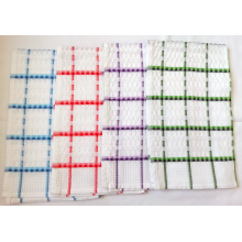 Ordinary Discount Best price for Yarn Dyed Jacquard Tea Towel Cotton Waffle Check Tea Towels export to Portugal Manufacturer