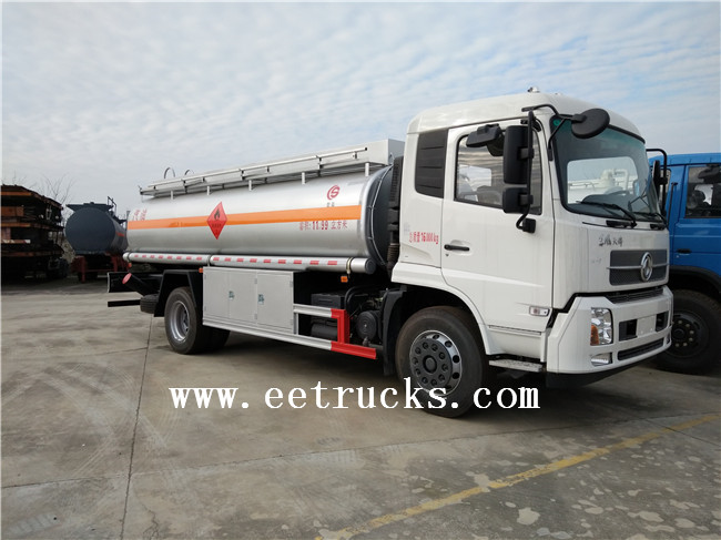 12 CBM Fuel Delivery Trucks