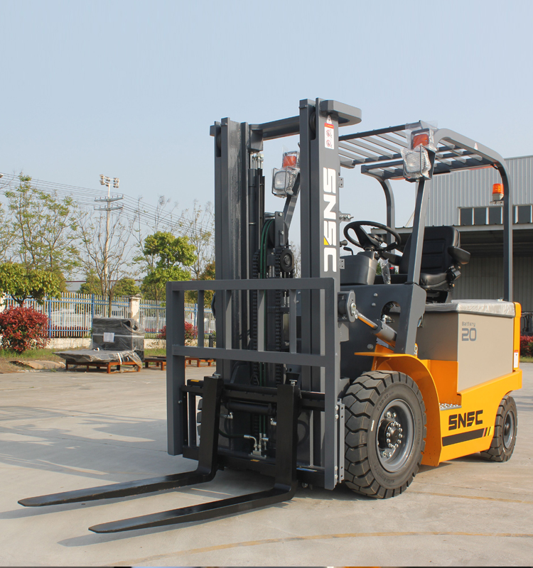Fb20 Electric Fork Lift