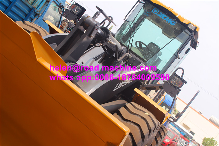 5 Ton Wheel Loader LW500F Construction Machinery