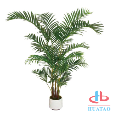 Wholesale Mini PE Artificial Potted Plants For Decor