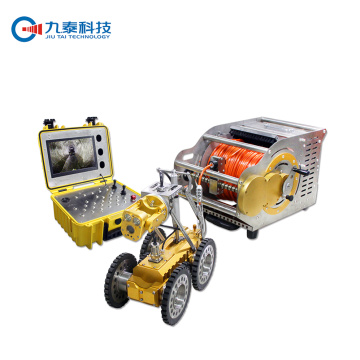 150m Kevlar Cable Water Proof Sewer Pipe Detector
