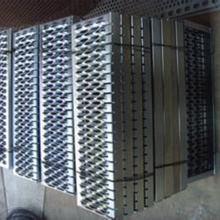 No Slip Plate Steel Anti Skid Floor Plate