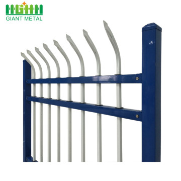 Zinc Steel Fence and Garden Fence