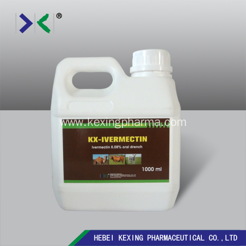 Animal Ivermectin Drench 0.08%