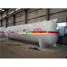50cbm LPG Bulk Domestic Tanks