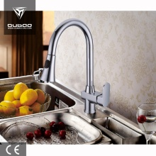 Luxurious 1-Handle Hot And Cold Kitchen Tap