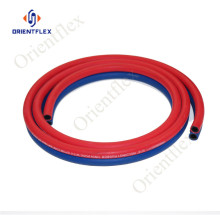 6mm double color twin line hose welding