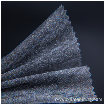 enzyme wash nonwoven adhesive interlining for cloth